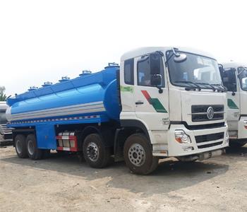 Xe bồn xitec chở xăng dầu
